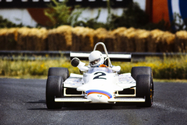 Christian Danner, March 832 BMW/Rosche.