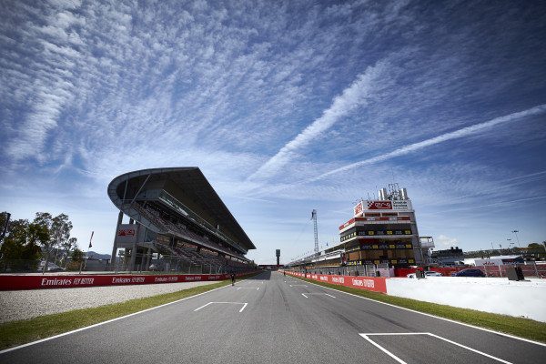 Circuit Barcelona-Catalunya Montmelo, Spain