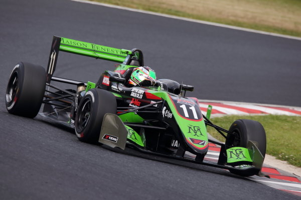 Round 6. Winner Sacha Fenestraz, B-Max Racing with Motopark Dallara F314 Volkswagen. Photo by Masahide Kamio