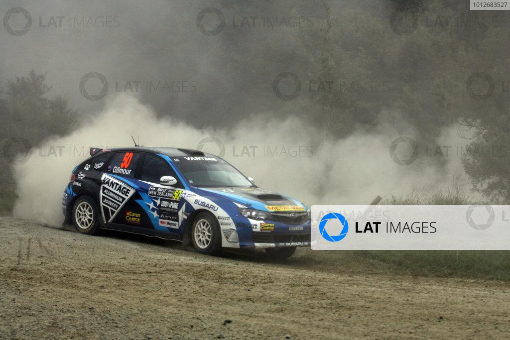 2010 Rally New Zealand
