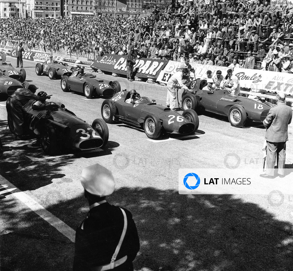 1957 Monaco Grand Prix.