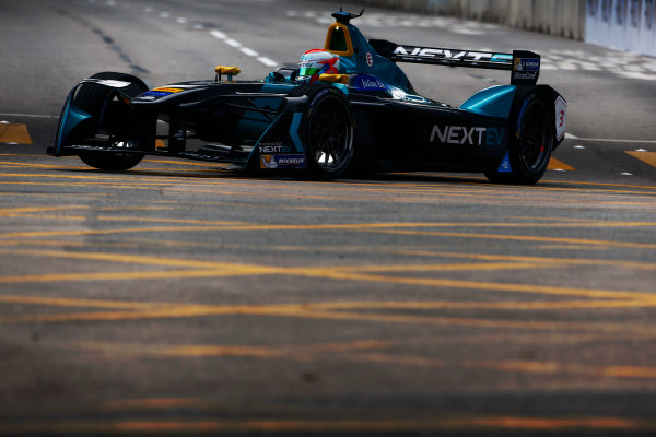 Suzuka Circuit, Japan. Sunday 09 October 2016. Nelson Piquet (3, NextEV NIO). World Copyright: Zak Mauger/LAT Photographic ref: Digital Image _L0U0809
