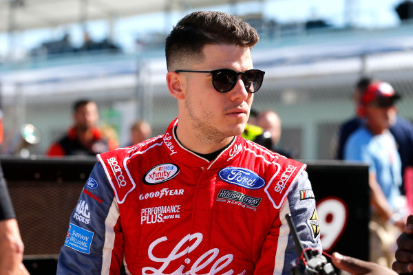 NASCAR XFINITY Series Ford EcoBoost 300 Homestead-Miami Speedway, Homestead, FL USA Saturday 18 November 2017 Ryan Reed, Lilly Diabetes Ford Mustang World Copyright: Russell LaBounty LAT Images