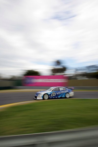 2005 Australian V8 SupercarsSandown, Melbourne, Australia. 10th - 11th September.Steven Johnson/Will Davison (Westpoint Racing Ford Falcon BA). Action.World Copyright: Mark Horsburgh/LAT Photographicref: Digital Image Only