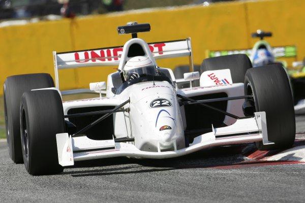2005 GP Masters South AfricaKyalami, South AfricaAndrea De CesarisWorld Copyright: Glenn Dunbar / LAT PhotographicDigital Image Only