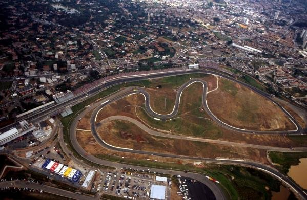 A look at Brazil's rich history hosting Grands Prix events