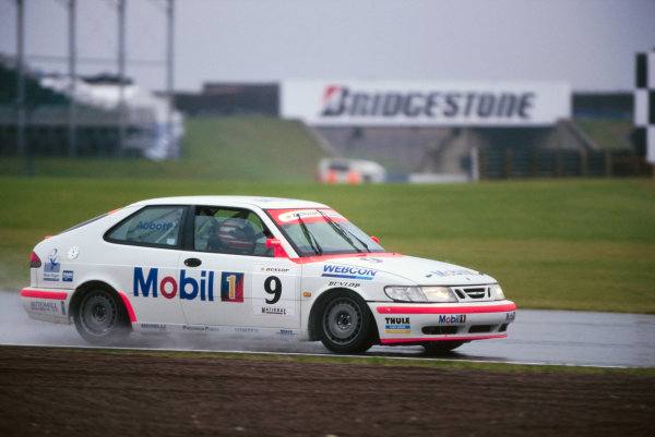 1998 National Saloon Car Cup.