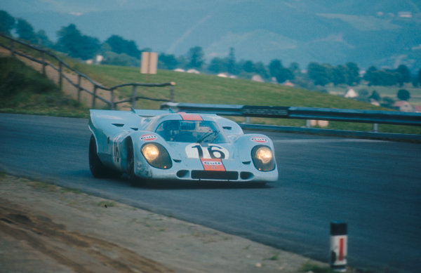 1971 Osterreichring 1000 kms.