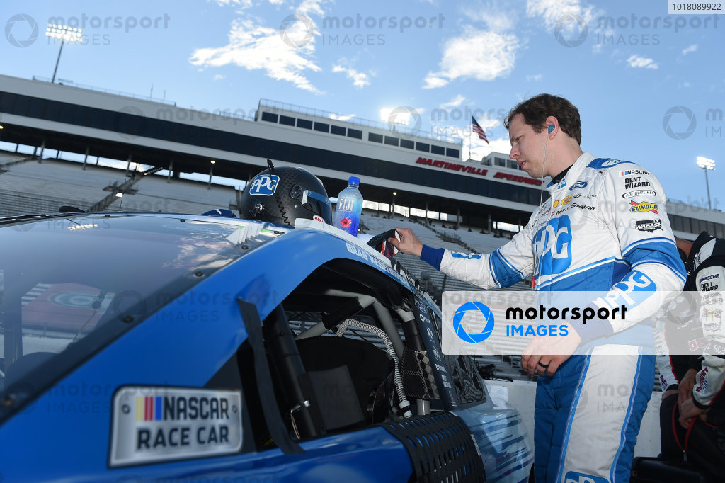 Brad Keselowski, Team Penske Ford PPG, Copyright: Jared C. Tilton/Getty Images.
