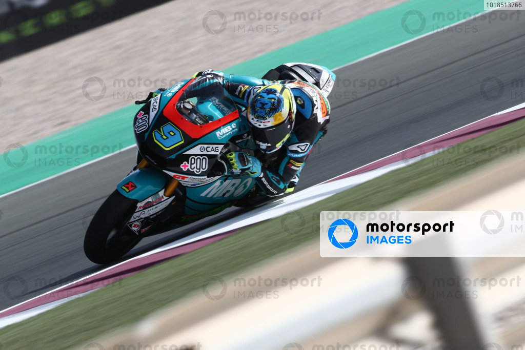 Jorge Navarro, Moto2, Qatar MotoGP, 26 March 2021