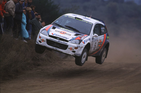 FIA World Rally Champs