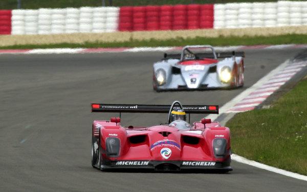 DOLE_ELMS_NURBURGRINGDavid Brabham Friday practiceRichard Dole/LATCopyright 2000/All rights reserved