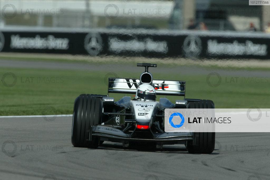 2002 American Grand Prix - Practice