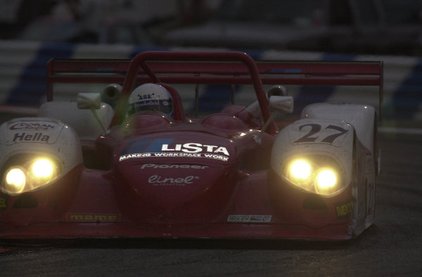 2002 Rolex 24 @ Daytona, Daytona International Speedway, Daytona Beach, Florida, USA