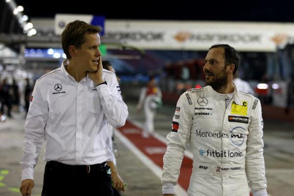 Gary Paffett, Mercedes-AMG Team HWA.