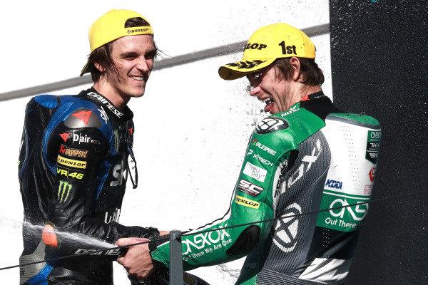 Luca Marini, Sky Racing Team VR46 Remy Gardner, SAG Racing Team.