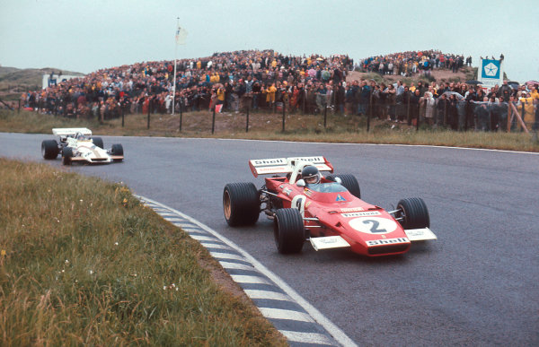 1971 Dutch Grand Prix.