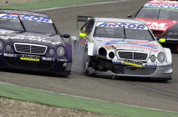 2001 DTM (German Touring Car Championship).
