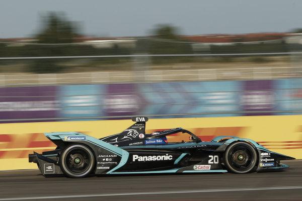 Mitch Evans (NZL), Panasonic Jaguar Racing, Jaguar I-Type 4