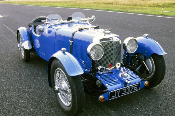 Aston Martin, 1.4L Le Mans