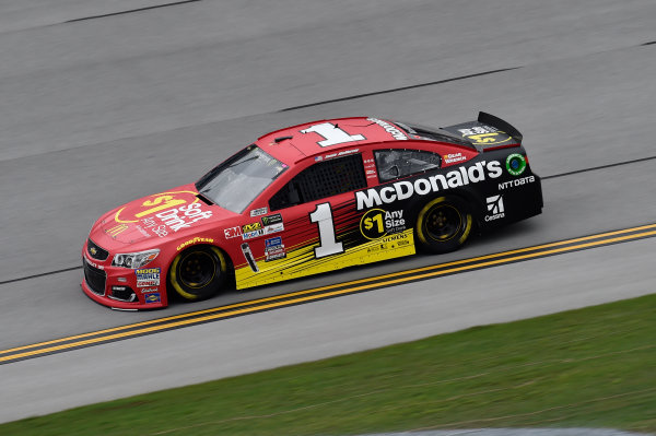 Monster Energy NASCAR Cup Series GEICO 500 Talladega Superspeedway, Talladega, AL USA Friday 5 May 2017 Jamie McMurray, Chip Ganassi Racing, McDonald's $1 Any Size Soft Drink Chevrolet SS World Copyright: John K Harrelson LAT Images