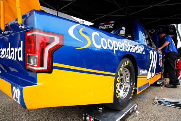 2017 Camping World Truck - NextEra Energy Resources 250 Daytona International Speedway, Daytona Beach, FL USA Thursday 23 February 2017 Chase Briscoe World Copyright: Russell LaBounty/LAT Images ref: Digital Image 17DAY2rl_01006