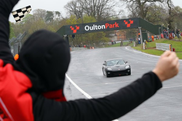 2017 Ginetta GT5 Championship Oulton Park, 15th-17th April, 2017, Max Bird (GBR)  World copyright. JEP/LAT Images
