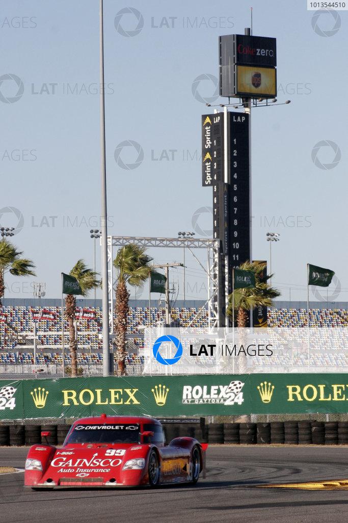 2011 Grand Am Daytona Test