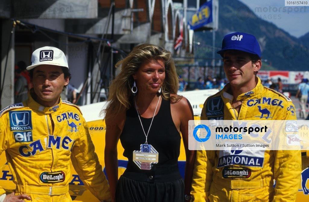 Brazilian GP Formula One World Championship