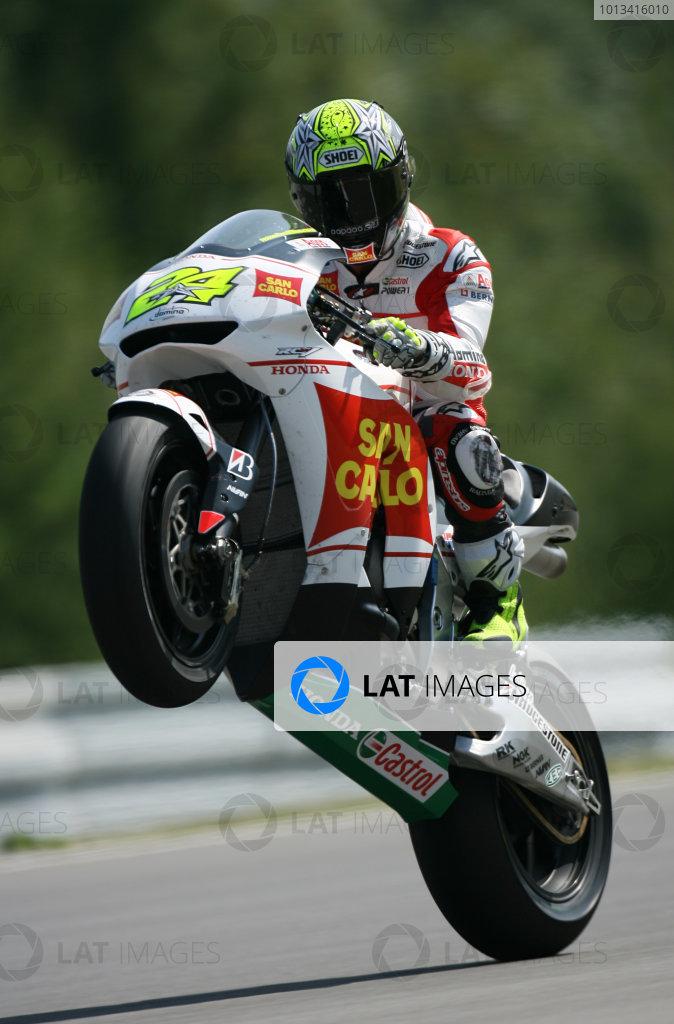 2009 Moto GP - Czech Grand Prix