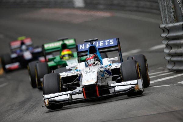 2013 GP2 Series. Round 4.  Monte Carlo, Monaco. 54th May 2013. Saturday Race. Jake Rosenzweig (USA, Barwa Addax Team). Action.  World Copyright: Glenn Dunbar/GP2 Series Media Service. Ref: _89P2764