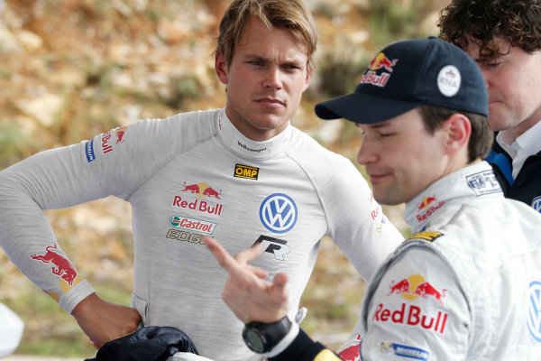 2013 World Rally Championship Rally Portugal 11th - 14th April 2013 Andreas Mikkelsen, VW, portrait Worldwide Copyright: McKlein/LAT