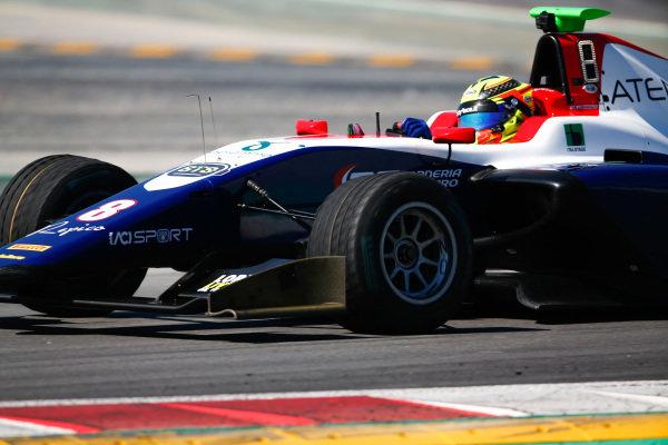 Test 3, Circuit de Barcelona-Catalunya, Spain