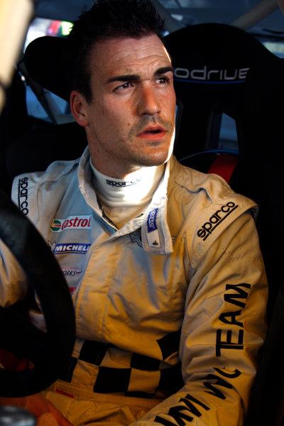 Round 12-Rally Spain. 20th-23th October 2011.Dani Sordo, Mini WRC, Portrait.Worldwide Copyright: McKlein/LAT