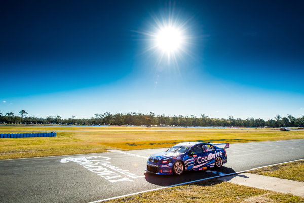 2017 Supercars Championship Round 8.  Ipswich SuperSprint, Queensland Raceway, Queensland, Australia. Friday 28th July to Sunday 30th July 2017. Tim Blanchard, Brad Jones Racing Holden.  World Copyright: Daniel Kalisz/ LAT Images Ref: Digital Image 280717_VASCR8_DKIMG_7766.jpg