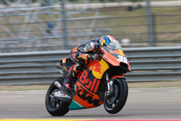 2017 MotoGP Championship - Round 14 Aragon, Spain. Friday 22 September 2017 Bradley Smith, Red Bull KTM Factory Racing World Copyright: Gold and Goose / LAT Images ref: Digital Image 693651