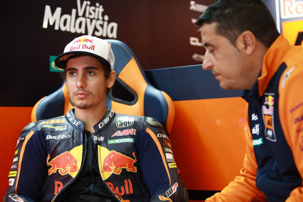 2017 Moto3 Championship - Round 11 Spielberg, Austria Friday 11 August 2017 Niccolo Antonelli, Red Bull KTM Ajo World Copyright: Gold and Goose / LAT Images ref: Digital Image 685546
