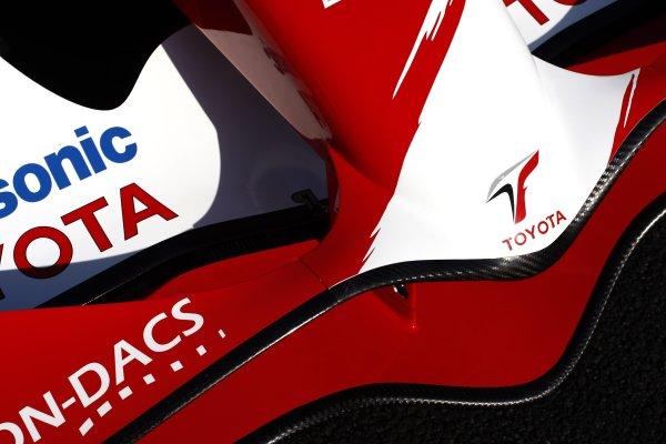 2007 Turkish Grand Prix - ThursdayIstanbul Motor Park, Istanbul, Turkey.23rd August 2007.Toyota TF107 nose detail.World Copyright: Andrew Ferraro/LAT Photographicref: Digital Image _H0Y3664
