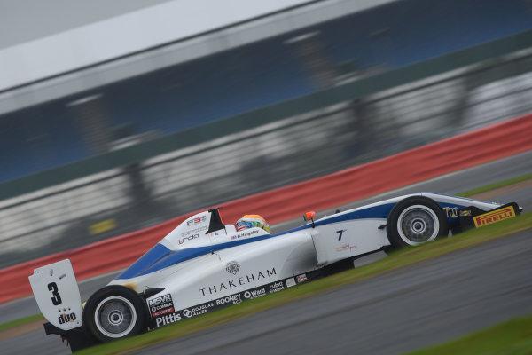 2016 BRDC Formula Three Championship, 11th-12th June 2016, SIlverstone, UK, Ben Hingeley (GBR) HHC Motorsport BRDC F3  World copyright. Ebrey/LAT Photographic