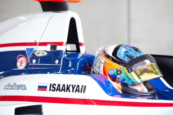 2016 GP3 Series Testing.  Spielberg, Austria. Red Bull Ring,  Wednesday 8th June 2016 . Matevos Isaakyan (RUS, Koiranen GP). Photo: Alastair Staley/GP3 Media Service  ref: 580A9050