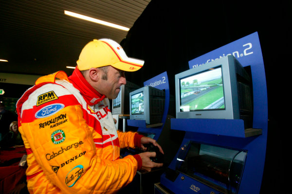 2003 Australian V8 Supercars, Round 9, Sandown, 14th September 2003.