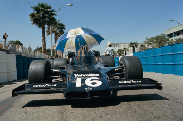 Long Beach, California, USA. 26th - 28th March 1976.