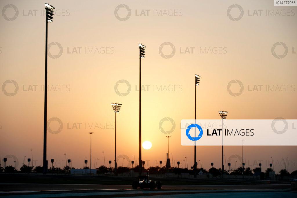 Yas Marina Circuit, Abu Dhabi, United Arab Emirates. Wednesday 26 November 2014. Spike Goddard, Force India VJM07 Mercedes. World Copyright: Glenn Dunbar/LAT Photographic. ref: Digital Image _W2Q8634