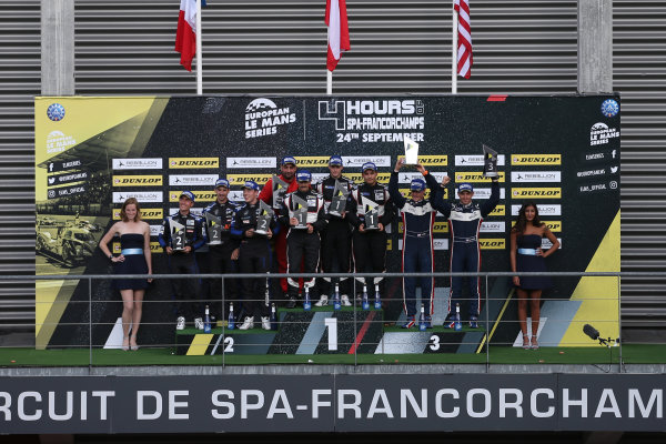 Round 5 - Spa-Francorchamps