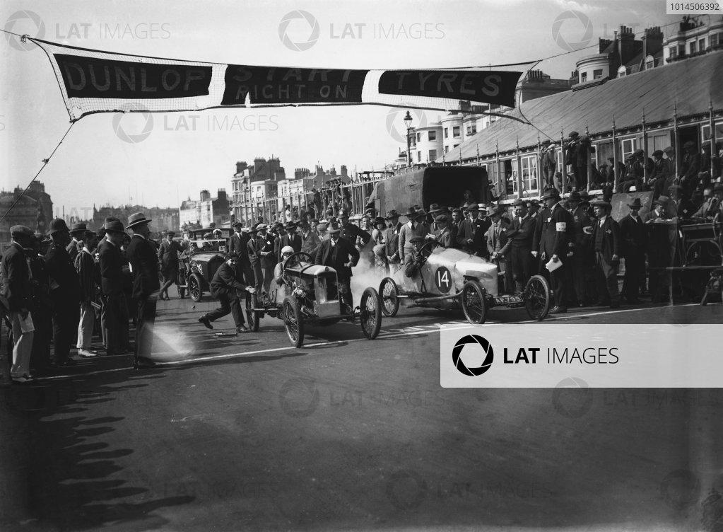 1924 Brighton Speed Trials.