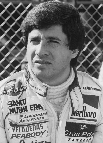 Imola, Italy. 1st - 3rd May 1981. Rd 4.