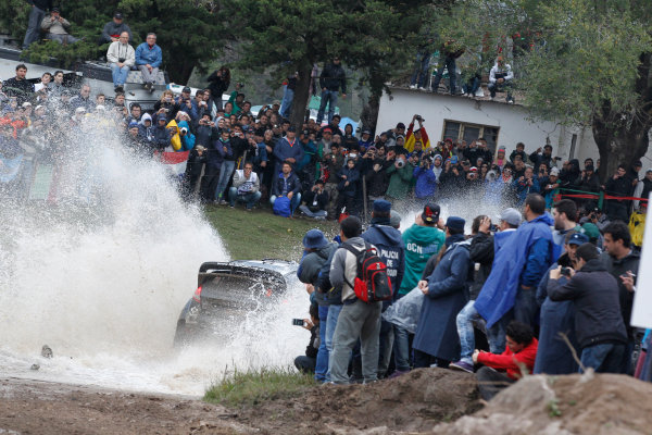 2014 World Rally Championship Rally Argentina 8th - 11th May 2014 Elfyn Evans, Ford, action Worldwide Copyright: McKlein/LAT