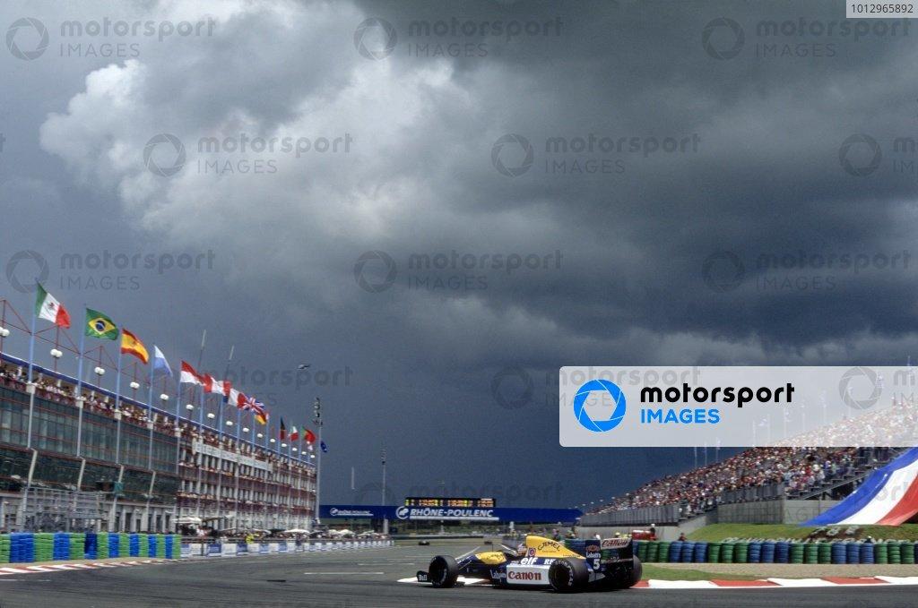 1992 French Grand Prix.