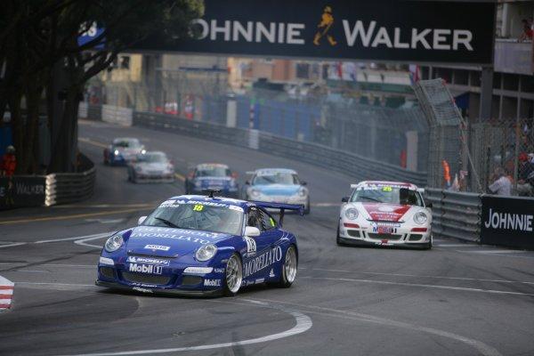 2006 Monaco Grand Prix - Porsche SupercupMonte Carlo, Monaco. 23rd - 28th May.Colin McRae. Action. World Copyright: Lorenzo Bellanca/LAT Photographicref: Digital Image ZD2J1150