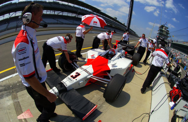 9-27 May,2004 Indianapolis Motor Speedway, Indiana, USA